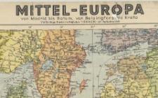 Mittel-Europa : von Madrid bis Batum, von Helsingfors bis Kreta
