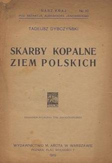 Skarby kopalne ziem polskich