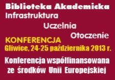 Kulturotwórcza rola biblioteki naukowej w przestrzeni uczelni i regionu - na przykładzie Biblioteki Akademickiej Wyższej Szkoły Biznesu w Dąbrowie Górniczej