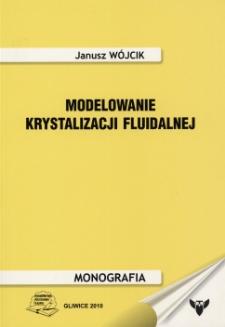 Modelowanie krystalizacji fluidalnej