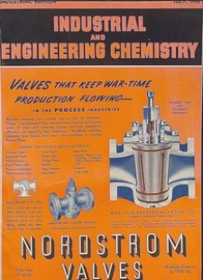 Industrial and Engineering Chemistry : industrial edition, Vol. 34, No. 7