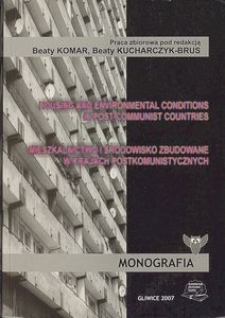 Housing and environmental conditions in post-communist countries