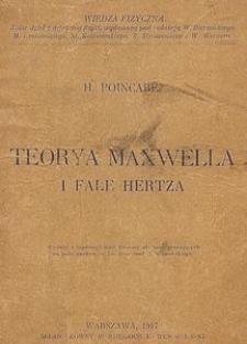 Teorya Maxwella i fale Hertza