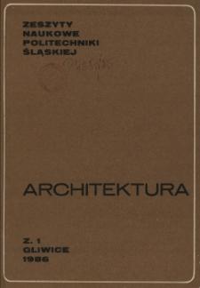 Wydział Architektury Politechniki Śląskiej