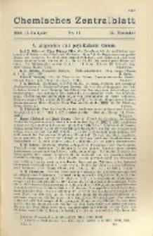 Chemisches Zentralblatt : vollständiges Repertorium für alle Zweige der reinen und angewandten Chemie, Jg. 110, Hb. 2, Nr. 20