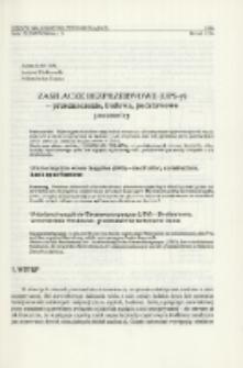 Zasilacze bezprzewodowe (UPS-y) - przeznaczenie, budowa, podstawowe parametry