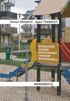 Współczesne kierunki kształtowania zabudowy mieszkaniowej
