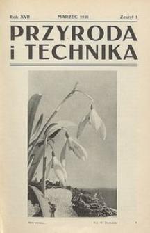 Przyroda i Technika, R. 17, Z. 3