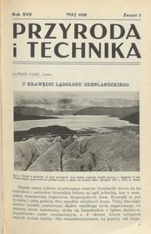 Przyroda i Technika, R. 17, Z. 5