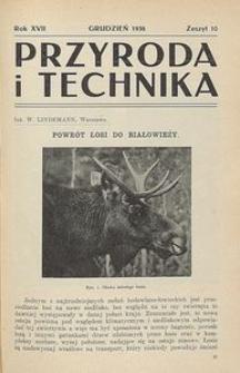 Przyroda i Technika, R. 17, Z. 10