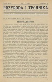 Przyroda i Technika, R. 13, Z. 2