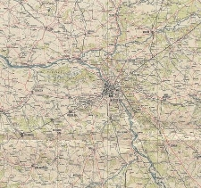 Mapa Polski, 7. Warszawa