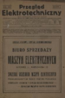 Przegląd Elektrotechniczny, R. 22, Z. 3