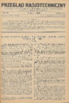 Przegląd Radjotechniczny, R. 8, Z. 1-2