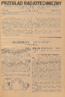 Przegląd Radjotechniczny, R. 8, Z. 23-24