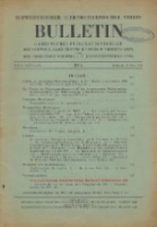 Bulletin des Schweizerischen Elektrotechnischen Vereins, Jg. 23, No. 6