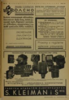 Wiadomości Elektrotechniczne, R. 1, Zeszyt 12