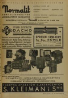 Wiadomości Elektrotechniczne, R. 1, Zeszyt 11