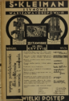 Wiadomości Elektrotechniczne, R. 4, Zeszyt 12