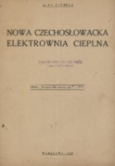 Nowa Czechosłowacka Elektrownia Cieplna