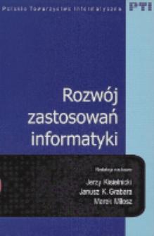 Strategia Informatyzacji przedsiębiorstwa Budowy Maszyn w XX i XXI wieku n.e. Rodział XIX