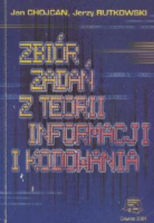 Zbiór zadań z teorii informacji i kodowania