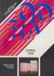 Jednostka centralna ODRA 1305
