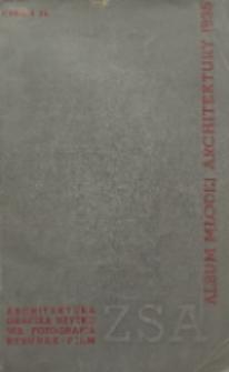 Album młodej architektury