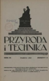 Przyroda i Technika, R. 9, Z. 3