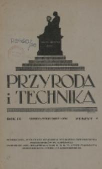 Przyroda i Technika, R. 9, Z. 7