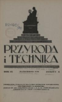 Przyroda i Technika, R. 9, Z. 8
