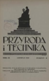 Przyroda i Technika, R. 9, Z. 9