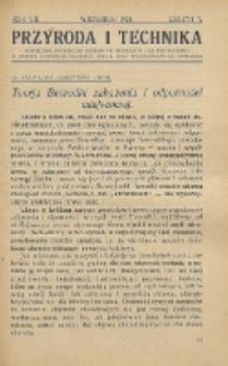 Przyroda i Technika, R. 7, Z. 7