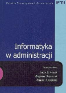 Informatyka w administracji