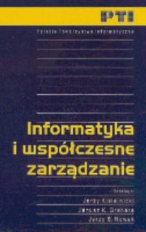 Informatyka i współczesne zarządzanie