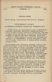 Wpływ regulacji napięcia na równowagę współpracy generatorów synchronicznych
