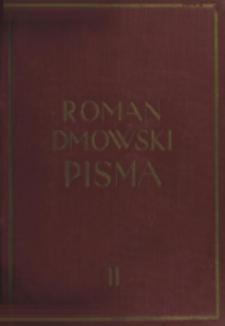 Pisma. T. 2, Niemcy, Rosja i kwestja polska