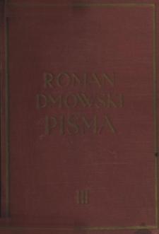Pisma. T. 3, Dziesięć lat walki : (zbiór prac i artykułów, publikowanych do 1905 r.)