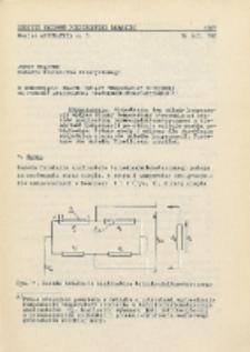 O kompensacji wpływu zmiany temperatury otoczenia na czułość analizatora termokonduktometrycznego