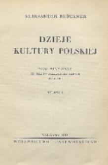 Dzieje kultury polskiej. Od czasów przedhistorycznych do r. 1506. Tom 1