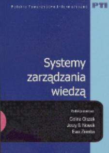 Systemy zarządzania wiedzą