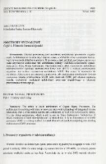 Procesory sygnałowe. Cz. 1, Historia i teraźniejszość