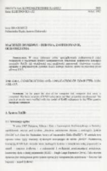 Macierze dyskowe - budowa, zastosowanie, ograniczenia