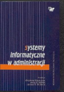 Systemy informatyczne w administracji