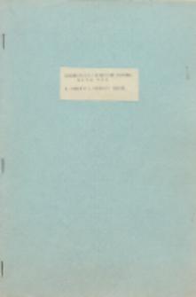 Dokumentacja techniczno - ruchowa MERA 400. Pakiety i schematy ideowe 3