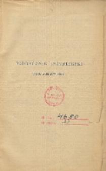 Podręcznik inżynierski w zakresie inżynierji lądowej i wodnej. T. 1, Przedmowa ; Treść tomu pierwszego