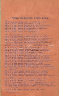 Podręcznik inżynierski w zakresie inżynierji lądowej i wodnej. T. 2, Wykaz ważniejszych omyłek druku
