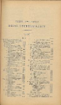 Podręcznik inżynierski w zakresie inżynierji lądowej i wodnej. T. 4, Cz. 12, Dział uzupełniający