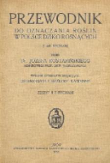 Przewodnik do oznaczania roślin w Polsce dziko rosnących : z 440 rycinami. Z. 2, Z rycinami