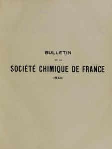 Bulletin de la Société Chimique de France. Documentation, Table des auteurs